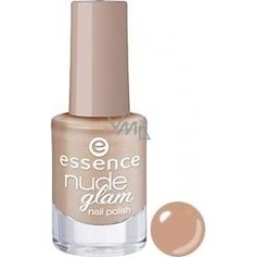 Essence Nude Glam Nail Polish Nail Polish 03 Cookies & Cream 5 ml