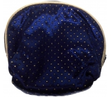 Etue Luxury Satin Blue Small 13 x 12.5 x 2 cm 12/4273