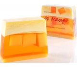 Bomb Cosmetics Good morning mango - Go Mango Natural glycerine soap 100 g