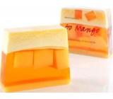 Bomb Cosmetics Good morning mango - Go Mango Natural glycerine soap 100 g