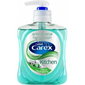 Carex Kitchen kitchen antibacterial liquid soap neutralizes hand odor 250 ml