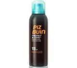 Piz Buin Protect & Cool Refreshing Sun Mousse SPF15 pěna na opalování 150 ml