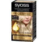 Syoss Oleo Intense Color hair color without ammonia 10-50 Ash blonde
