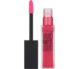 Maybelline Color Sensational Vivid Matte Lip Lipstick Lip Gloss 40 Berry Boost 7.7 ml