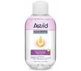 Astrid Aqua Biotic two-phase make-up remover for eyes and lips 125 ml