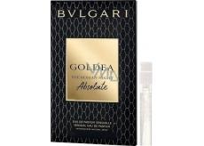 Bvlgari Goldea Roman Night Absolute perfume water for women 1.5 ml vial