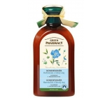 Green Pharmacy conditioner for dyed and melar.Vlasy Camomile and flaxseed oil 300ml 7791