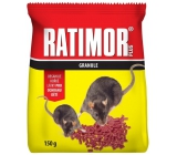 Ratimor Plus granules for rodent control bag 150 g