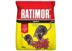 Ratimor Plus rodent control granules bag 150 g