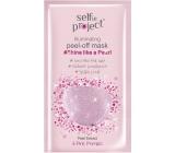 Selfie Project Brightening Peeling Pearl Mask-Shining Like a Pearl