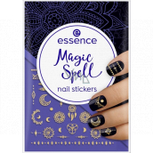 Essence Magic Spell Nail Stickers nail stickers 39 pieces
