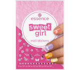 Essence Sweet Girl Nail Stickers nail stickers 44 pieces