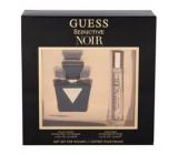 Guess Seductive Noir for Women eau de toilette for women 30 ml + eau de toilette 15 ml, gift set