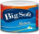 Big Soft Natura 1000 snatches 1 ply toilet paper