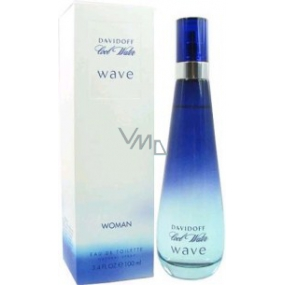 Davidoff Cool Water Wave Woman EdT 50 ml eau de toilette Ladies
