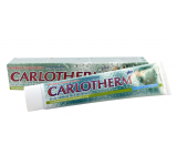 Carlotherm Plus non-foaming toothpaste without fluorine 100 g