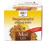 Bione Cosmetics Med and Q10 regenerating skin cream daily 51 ml