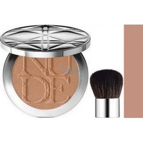 Christian Dior DiorSkin Nude Tan de Soleil radiant powder shade 001 Honey 10 g