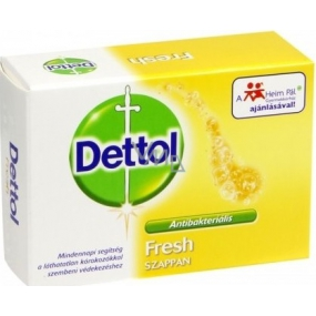Dettol Fresh antibacterial toilet soap 100 g