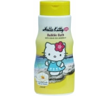 Hello Kitty Minerály z Mrtvého moře pěna do koupele pro děti 250 ml