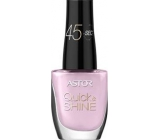 Astor Quick & Shine Nail Polish lak na nehty 607 Hug Someone 8 ml