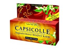 Capsicolle Capsaicin Warm Cream Extra Strong 50 g