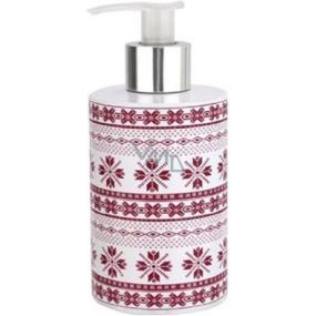 Vivian Gray Finnland luxury liquid soap with a 250 ml dispenser