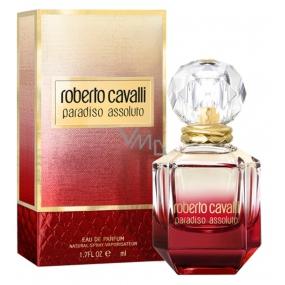 Roberto Cavalli Paradiso Assoluto perfumed water for women 75 ml