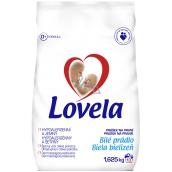 Lovela White linen Hypoallergenic washing powder 13 doses 1.625 kg