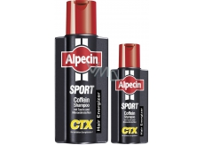 Alpecin CTX Sport Coffein Caffeine Hair Loss and Hair Growth Shampoo 250 ml + 75 ml