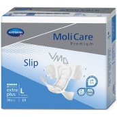 MoliCare Premium Extra Plus L 120-150 cm diaper pants for heavy incontinence 30 pieces