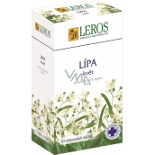 Leros Linden flower herbal tea when cold, airway inflammation, fever 20 x 1.5 g