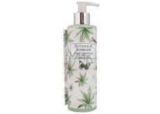 Bohemia Gifts & Cosmetics Botanica Hemp oil liquid soap 250 ml