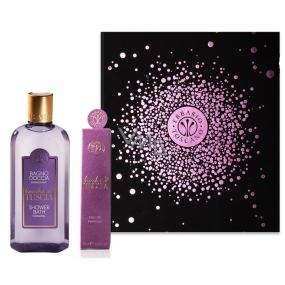 Erbario Toscano Gifts of Tuscany shower gel 125 ml + perfumed water for women 10 ml, luxury cosmetic set