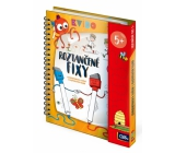 Albi Kvído Dancing markers erasable exercise book for children 5+ years