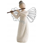 Willow Tree - Angel of harmony - In harmony with the rhythm of life Figurine of an angel Willow Tree, height 15 cm