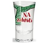 Nekupto Winter glass shot To warm up 40 ml