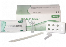 Realy Tech Rapid Test Cassette Antigen test for Coronavirus nasal swab 25 pieces