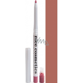 Diva & Nice Retractable lip liner with sharpener 11 Coffee 1.2 g