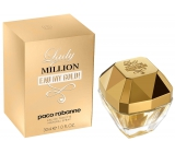 Paco Rabanne Lady Million Eau My Gold! eau de toilette for women 50 ml