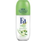Fa Fresh & Dry Green Tea antiperspirant deodorant roll-on for women 50 ml