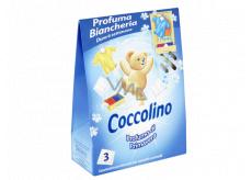 Coccolino Profumo di Primavera fragrant laundry bags 3 pieces