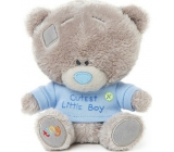 Me to You Tiny Tatty Teddy Teddy Bear in Blue T-shirt 11,5 cm