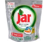 Jar Platinum All in One Orange Kapsle do myčky nádobí 36 kusů