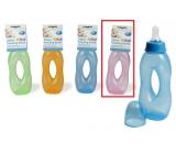 First Steps Teardrop 0+ Baby Bottle Pink 250 ml