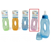 First Steps Tear baby bottle 0+ pink 250 ml