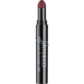 Artdeco Mat Lip Powder 35 Hibiscus Bloom 4 g