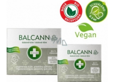 Annabis Balcann Oak bark of ointment from Bio hemp on irritated skin 50 ml