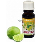 Slow-Natur Limetka Vonný olej 10 ml