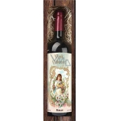 Bohemia Gifts & Cosmetics Merlot red Happy Easter gift wine 750 ml
